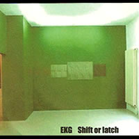 EKG: Shift or latch (2001) Crank Satori 3&#82...