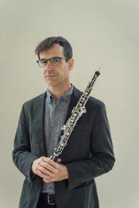 Kyle Bruckmann, oboe | photo credit Lenny Gonzalez