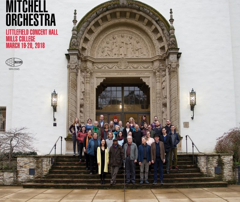 Roscoe Mitchell Orchestra: Littlefield Concert Hall Mills College (2019)