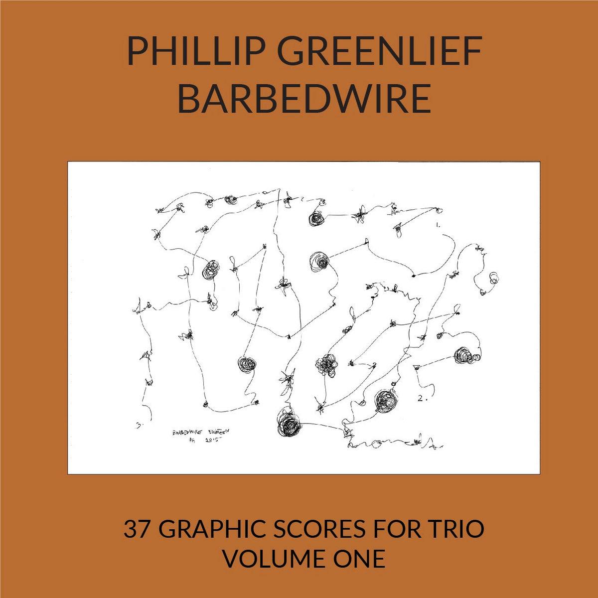Phillip Greenlief: Barbedwire (2020)